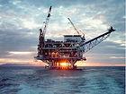 platform holly oil rig