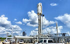 demethanizer tower gas plant