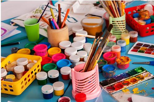 Lot.17 Laboratorio creativo per famiglie con bambini o bambini da soli