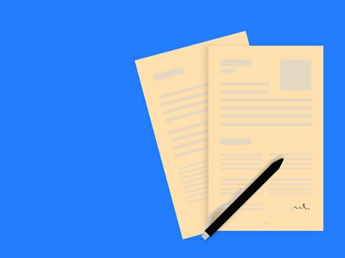Lot.108 Consulenza per traduzione e/o sistemazione di un CV in inglese