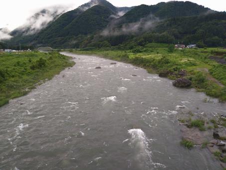 7月10日(土)河川の状況
