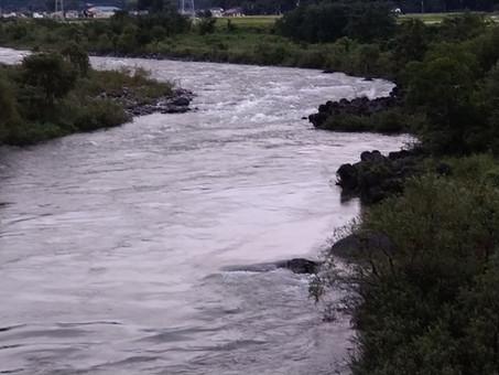9月9日(木)河川の状況