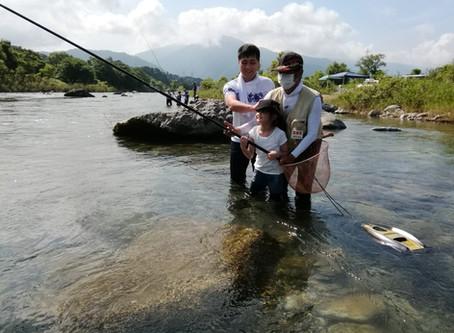 第二弾 アユ釣り体験会