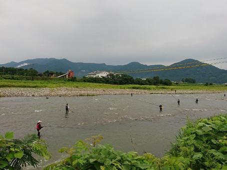 7月28日㈰ 第2回 NFS鮎釣り大会結果