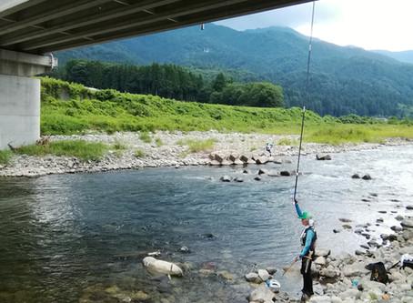 8月28日(金)河川の状況