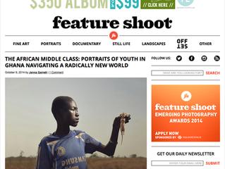 Amerikanske online magasiner skriver om uden at blinke