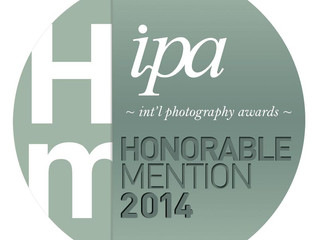 International Photography Awards - Honorable Mention in a Fine Art