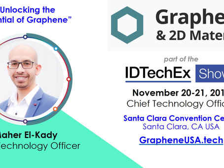 IDTechEx Show: Unlocking the Potential of Graphene