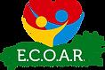 Logotipo Liga ECOAR alta qualidade fundo