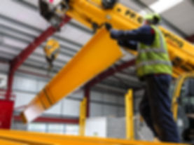 About us Gantry Cobal Cranes
