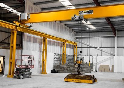 Gantry System Cobal Cranes