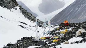 לא עוצרים: אנטנות 5G הותקנו בהר אוורסט