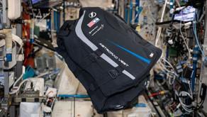 """חליפת הקרינה של סטמרד הישראלית נחשפה בתחנת החלל הבינ""""ל"""