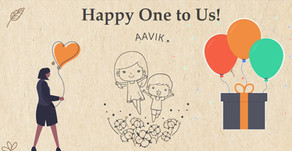 We are ONE today!