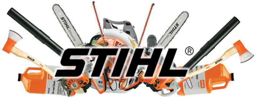 We use the highest quality stihl power tools for any garden maintenance work.