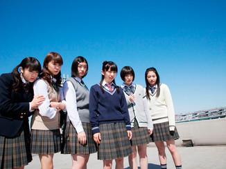 私立恵比寿中学主演ドラマ『君は放課後、宙(そら)を飛ぶ』
