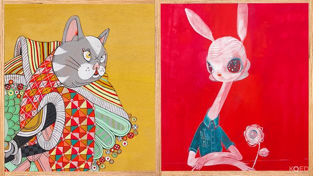 KQED Art School: Kelly Tunstall & Ferris Plock*