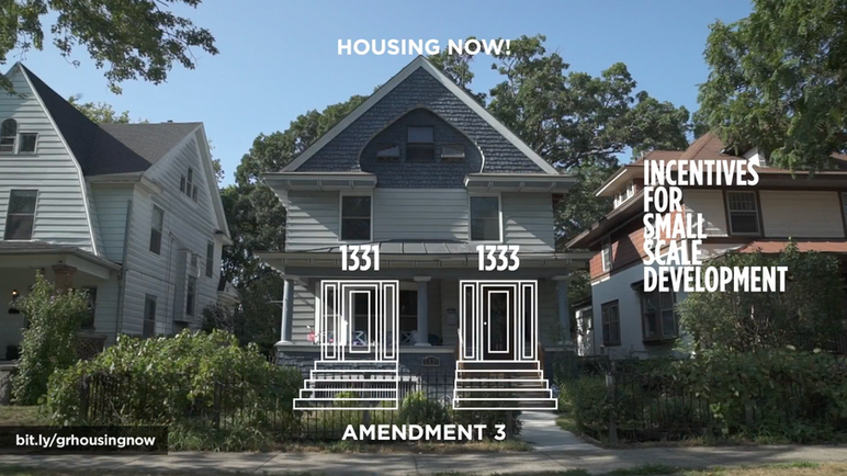 City of Grand Rapids: Housing NOW!