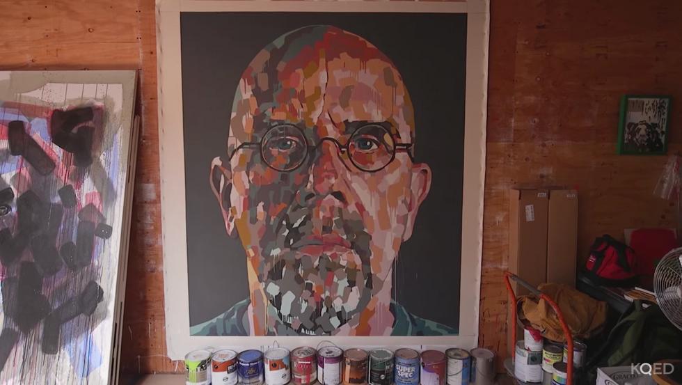 KQED Art School: Chad Hasegawa*