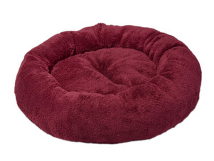 Plush Simit bed
