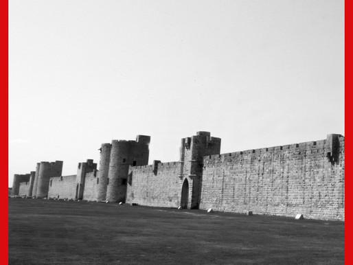 Les remparts d'Aigues Mortes