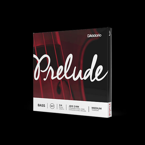 PRELUDE DOUBLE BASS SET J610