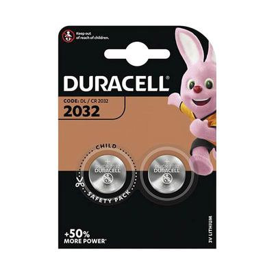 DURACELL CR2032 2 PACK