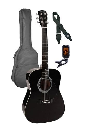 Acoustic Guitar 3/4 Pack