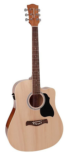 Richwood RD-12-CE Artist Series Semi-Acoustic