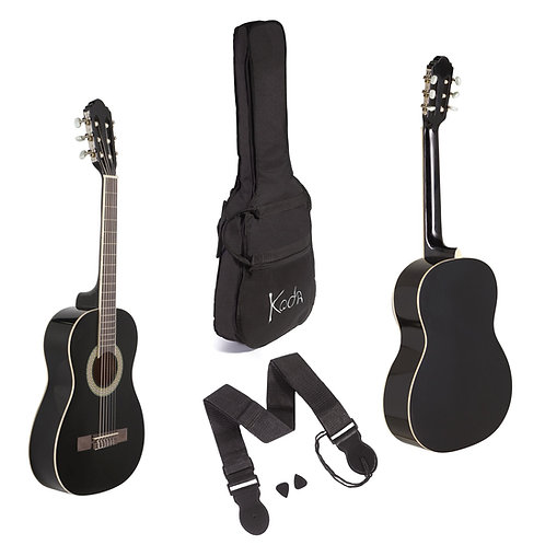 KODA 3/4 CLASSICAL GUITAR PACK