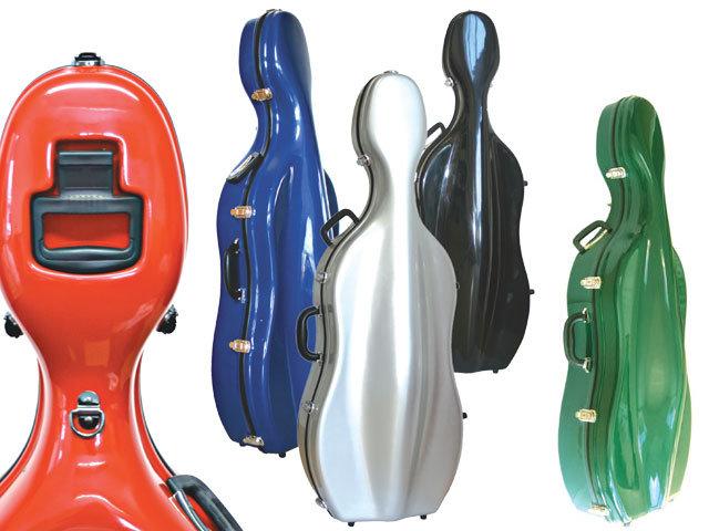 Sinfonica Cello Case
