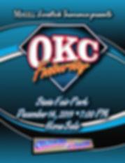 OKC Futurity 2019 Sale Catalog Front Cov