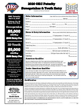2020 OKC Sweepstakes Youth Entry Form.jp