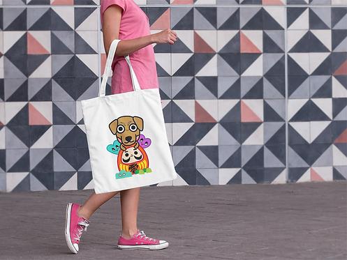 讓狗狗得到無限的愛 Tote Bag