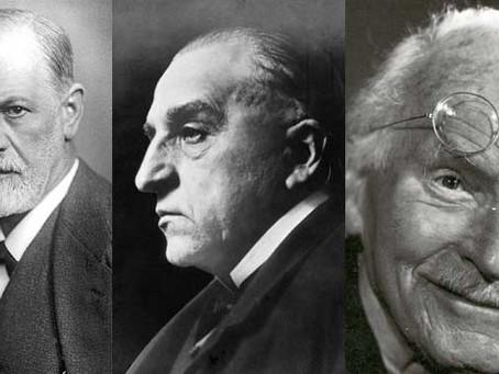 En el nombre del padre: Freud, Charcot y Jung.