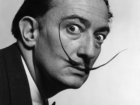 Dalí detrás de Dalí