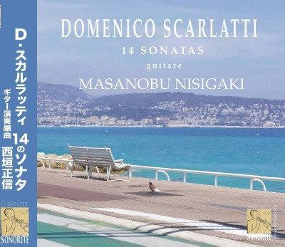ドメニコ・スカルラッティ(ギターのための14のソナタ)/D.Scarlatti 14 Sonatas for Guitar