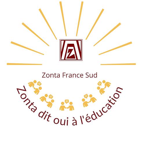 Zonta dit oui à l'éducation proposition