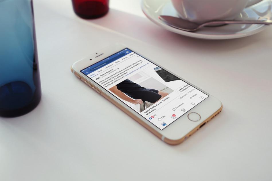 TBIII Facebook Ad