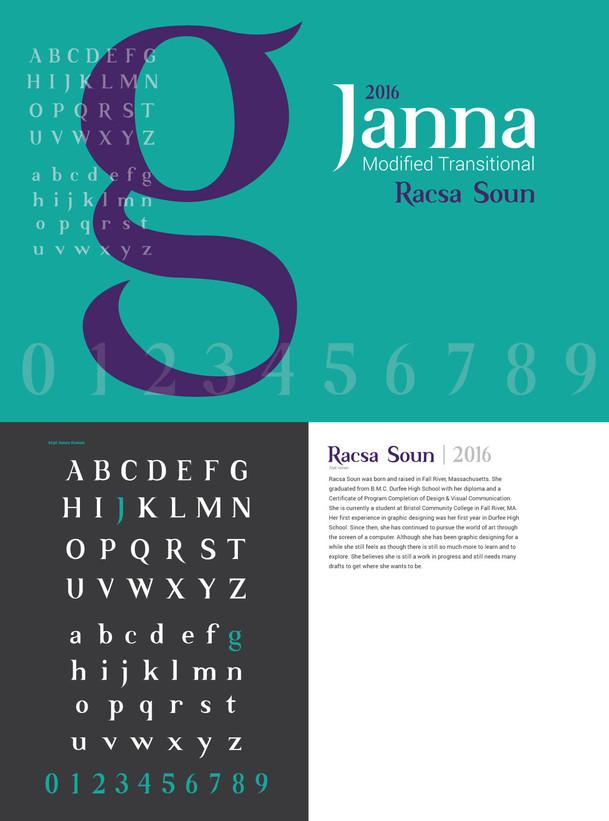 Janne Type