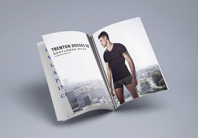 TBIII Magazine Spread