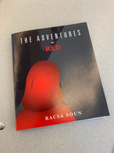 Adventures of Red Book Cover