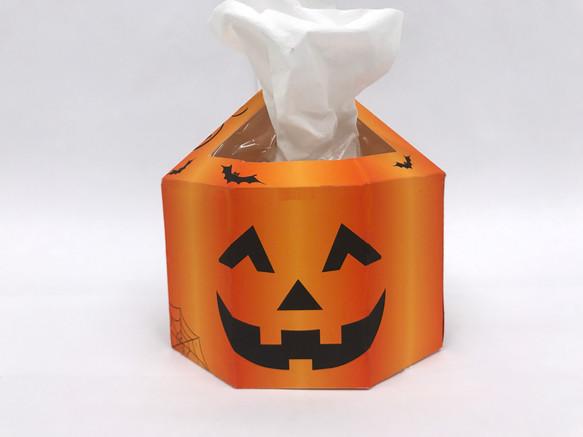 Pumpkin Tissue Box Final
