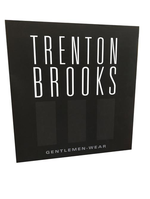 Trenton Brooks III Front