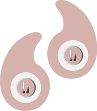 Harmony Earbuds Rose Gold