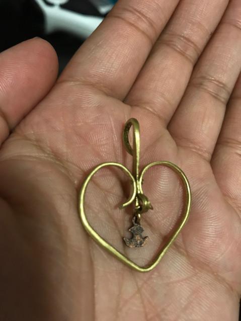 Concept Heart Necklace