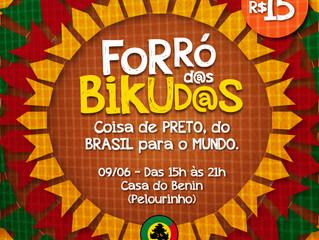 Bikud@s preparam festa de São João!