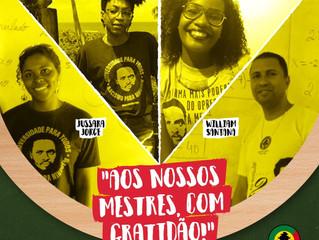 #15DeOutubro - Aos noss@s mestres, com gratidão!