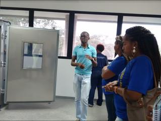 #Oguntec - Alunos do Desafio de Energia visitam Tecnocentro