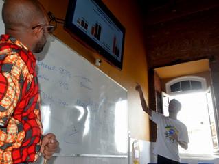 #Intercambio - Biko recebe estudantes da Universidade negra norteamericana Winston Salem